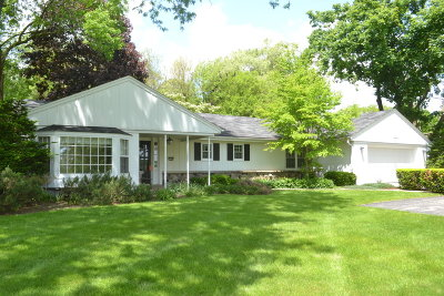 Brookfield Single Family Home Active Contingent With Offer: 3375 Cherry Hill Dr