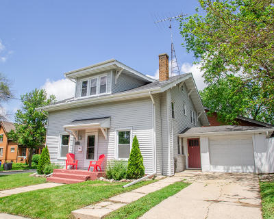 Watertown Single Family Home Active Contingent With Offer: 400 Jefferson St