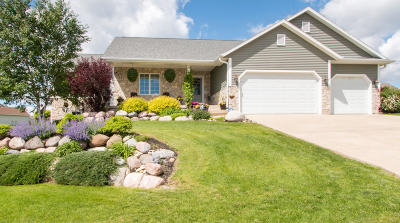 Lake Geneva Single Family Home For Sale: 329 S Stone Ridge Dr