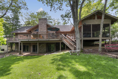 Lake Geneva Condo/Townhouse Active Contingent With Offer: 1340 St Andrews Rd #19-15