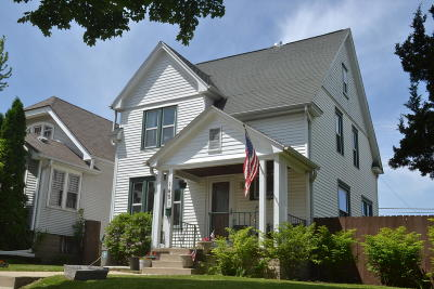 West Allis Single Family Home For Sale: 1421 S 77th St