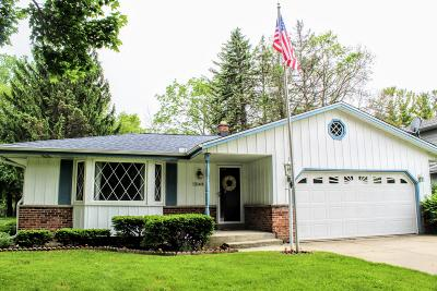 Wauwatosa Single Family Home Active Contingent With Offer: 12143 W Diane Dr