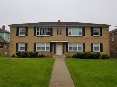 Milwaukee Multi Family Home Active Contingent With Offer: 3201 S 35th