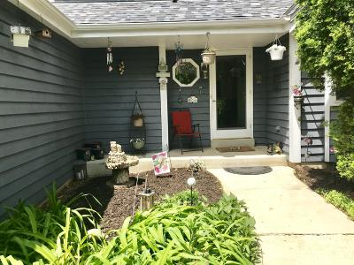 New Berlin Single Family Home Active Contingent With Offer: 21270 W Lawnsdale Ct