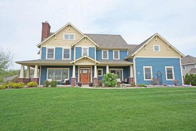 Menomonee Falls Single Family Home For Sale: N66w12892 Corryton Ct