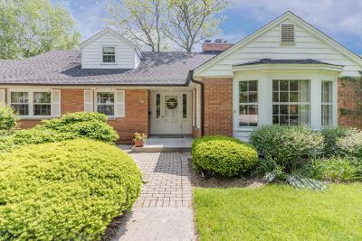 West Bend Single Family Home Active Contingent With Offer: 663 Highlandview Dr