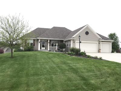 Waukesha Single Family Home For Sale: S39w22231 Timm Dr