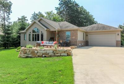 Cambridge Single Family Home For Sale: N4059 Majestic Cir