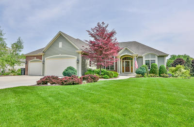 Muskego Single Family Home Active Contingent With Offer: S69w19063 Kenwood Dr