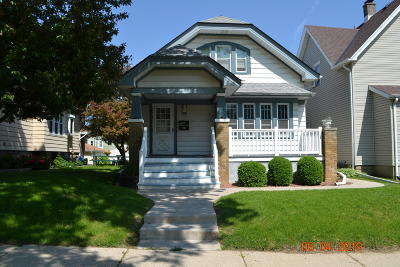 West Allis Two Family Home Active Contingent With Offer: 1732 S 70th St