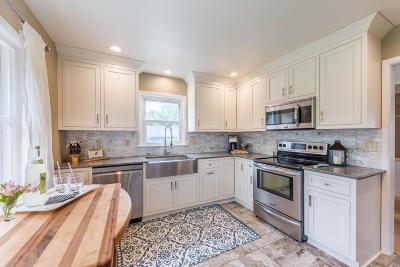 Wauwatosa Single Family Home Active Contingent With Offer: 2065 Sunset Ct