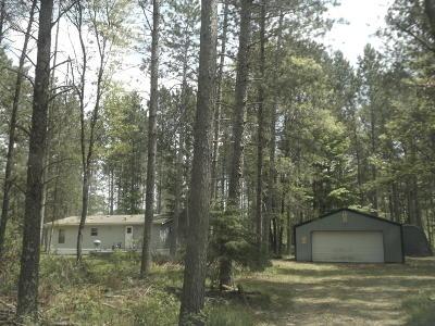 Single Family Home For Sale: N9272 Huigen Ln