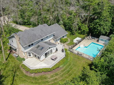Brookfield Single Family Home Active Contingent With Offer: 16500 Nancy Ln