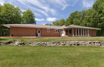 Marinette County Single Family Home For Sale: W7250 St Paul Rd