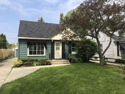 Whitefish Bay Single Family Home Active Contingent With Offer: 4729 N Elkhart Ave