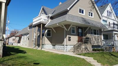 Milwaukee Multi Family Home For Sale: 2923 S 15th St