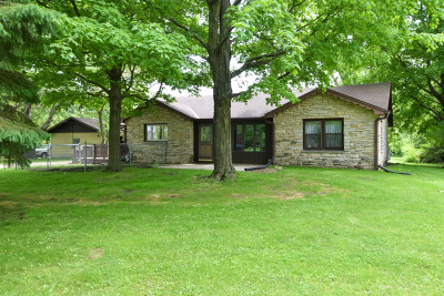 Franklin Single Family Home For Sale: 8559 W Puetz Rd