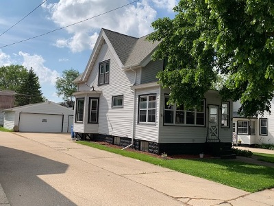 Watertown Single Family Home Active Contingent With Offer: 122 Dewey Ave