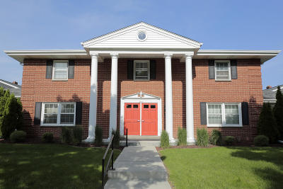 West Allis Condo/Townhouse Active Contingent With Offer: 3119 S 122nd St #7