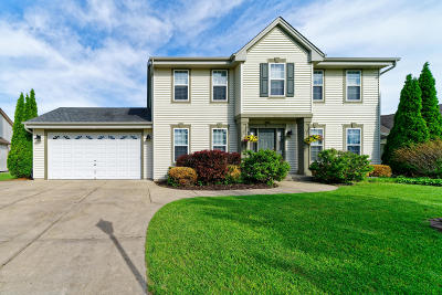 Waukesha Single Family Home For Sale: 3823 Rivers Crossing Dr