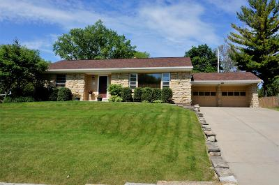Menomonee Falls Single Family Home Active Contingent With Offer: W160n8781 Patton Dr