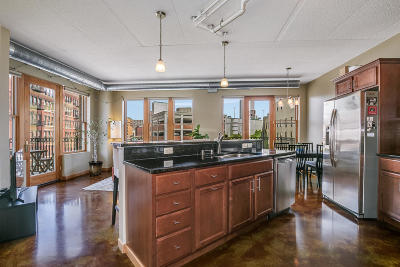 Milwaukee Condo/Townhouse For Sale: 102 N Water St #401