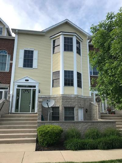 Bristol Condo/Townhouse Active Contingent With Offer: 7955 Williamsburg Ct #102