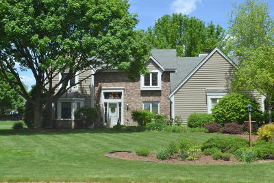 Brookfield Single Family Home Active Contingent With Offer: 20830 Carrington Ct