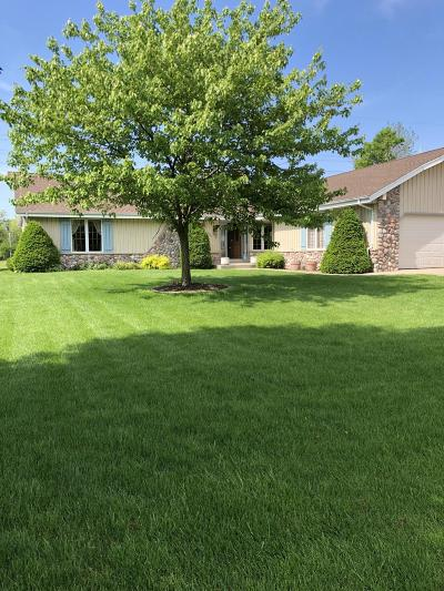 Greenfield Single Family Home Active Contingent With Offer: 8262 W Plainfield Ave