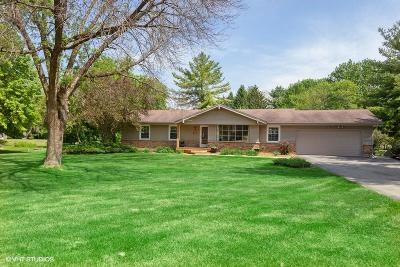 Oconomowoc Single Family Home Active Contingent With Offer: N8062 La Salle Cir