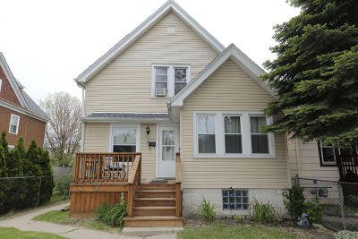 West Allis Two Family Home For Sale: 1739 S 60th St #1741