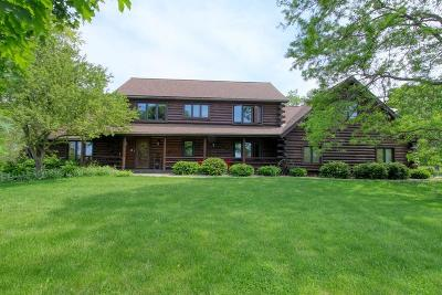 Racine County Single Family Home For Sale: 2744 Twin Waters Ln