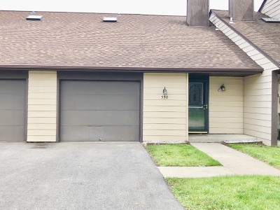 Ozaukee County Condo/Townhouse Active Contingent With Offer: 336 S Tower St