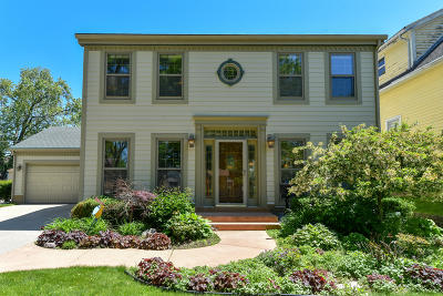 Whitefish Bay Single Family Home Active Contingent With Offer: 5026 N Santa Monica Blvd