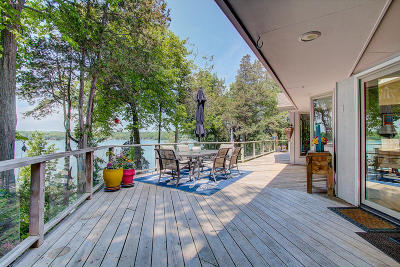 Hartland Single Family Home For Sale: N57w30560 Stevens Rd