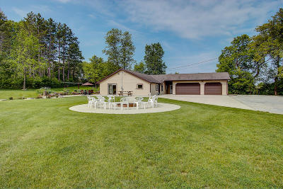 West Bend Single Family Home Active Contingent With Offer: 2159 Decorah Rd