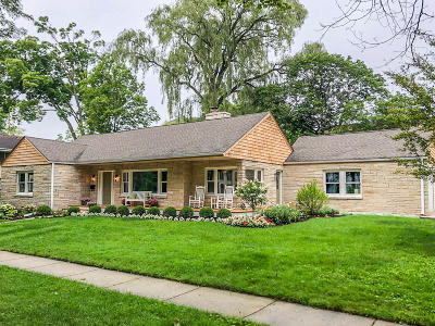 Lake Geneva Single Family Home Active Contingent With Offer: 1005 Geneva St