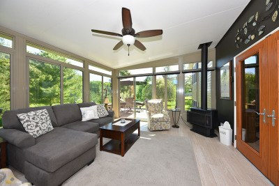 West Bend Single Family Home Active Contingent With Offer: 1576 Tomahawk Dr