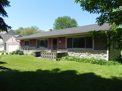 Lisbon Single Family Home Active Contingent With Offer: W220n5497 Town Line Rd