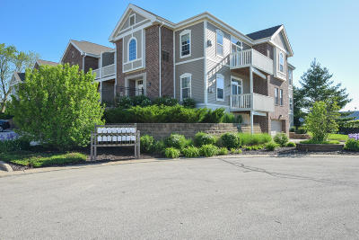 Waukesha Condo/Townhouse Active Contingent With Offer: 1544 Roxbury Way #203