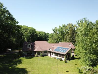 Holmen Single Family Home For Sale: N8274 Amundson Coulee Rd