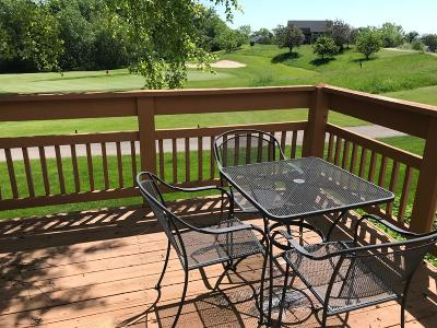 Lake Geneva Condo/Townhouse Active Contingent With Offer: 1068 Woodland Way