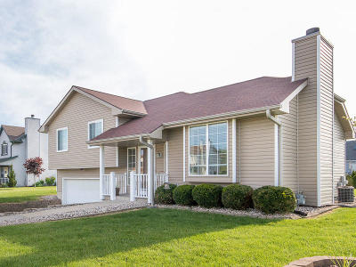Oak Creek Single Family Home Active Contingent With Offer: 10075 S Windsor Dr