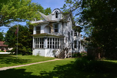 Waukesha Multi Family Home Active Contingent With Offer: 518 Dunbar Ave