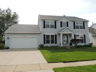 Kenosha Single Family Home Active Contingent With Offer: 6328 95th Ave