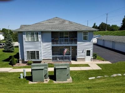 Watertown Condo/Townhouse Active Contingent With Offer: 901 Fox Creek Dr #3