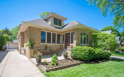 Wauwatosa Single Family Home Active Contingent With Offer: 2563 N 69th St