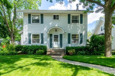 Wauwatosa Single Family Home Active Contingent With Offer: 1846 N 83rd St