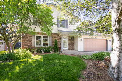 Waukesha Single Family Home Active Contingent With Offer: W252s6550 Verta Vista Ct