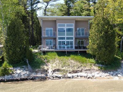 Oostburg Single Family Home For Sale: N1947 Pine Beach Rd S
